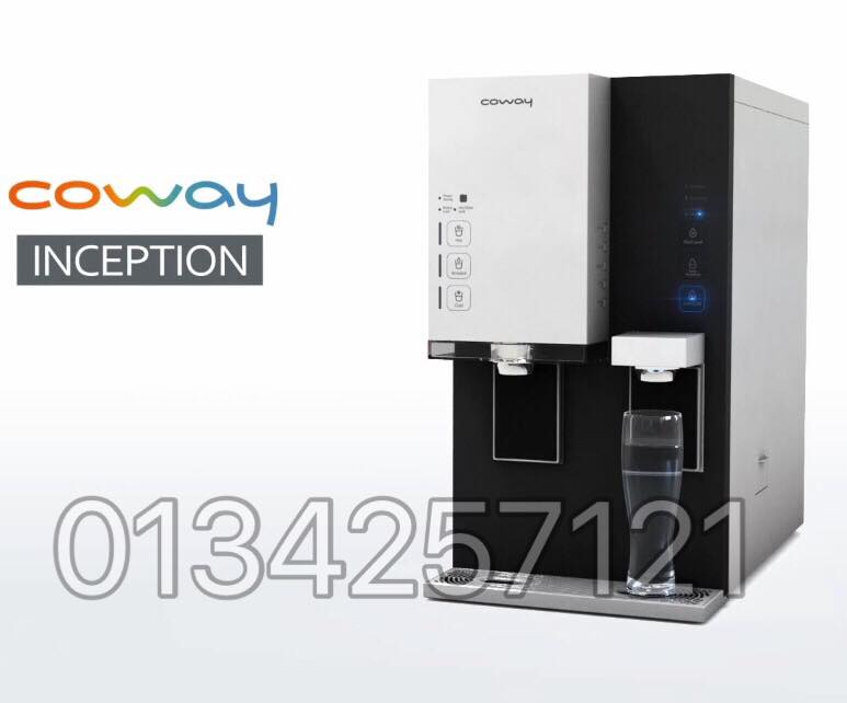Coway Inception Alkaline Water
